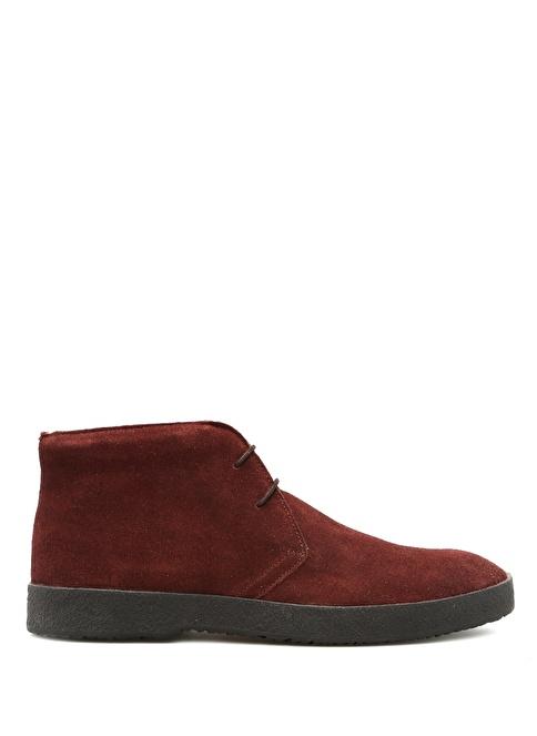 Campobello Shoes Ayakkabı Bordo